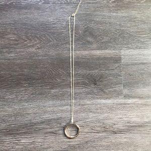 Jewelry - Eternity gold necklace
